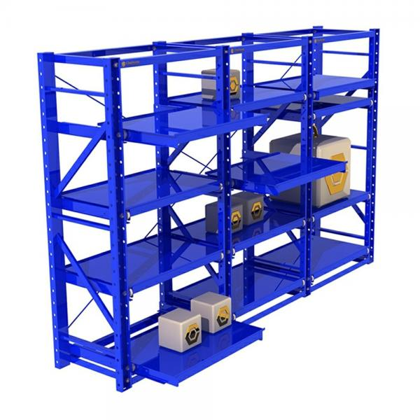Racking stock shelves system for warehouse medium duty shelving #2 image