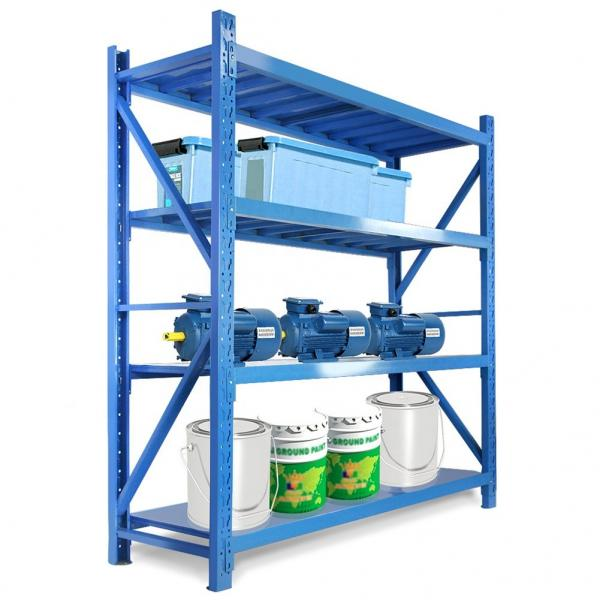 Customized Metal warehouse storage stainless steel shelving #1 image
